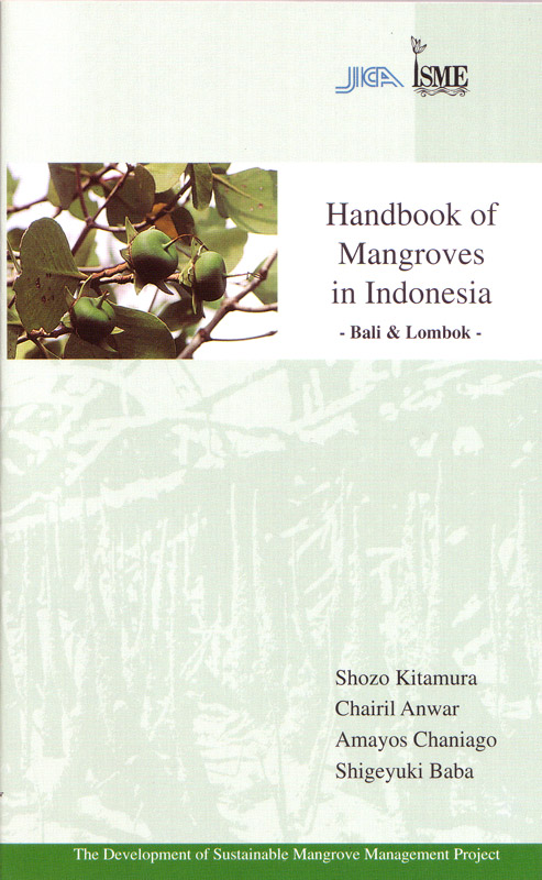Handbook of Mangroves in Indonesia