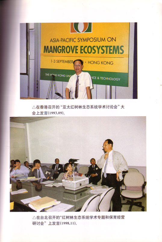 Mangrove Research Papers III (1993-1996) - aus dem Buch